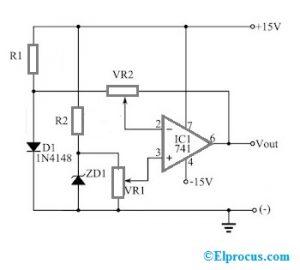 1N4148 Diode Circuit