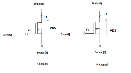 p channel mosfet circuit diagram p channel mosfet switch circuit diagram