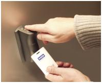 Electronic Card Lock System