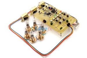 Electronic Soft Start for 3 Phase Induction Motor