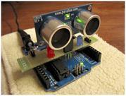 Microcontroller Based Ultrasonic Range Finder