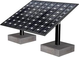 Single Axis Solar Panel