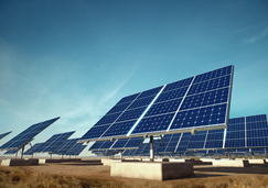 Solar Tracking System for Power Generation