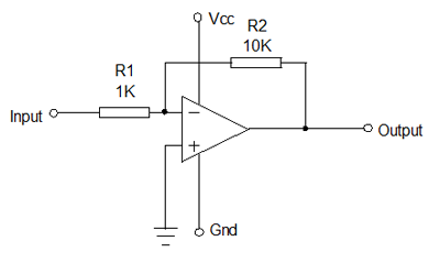 INVERTING-AMPLIFIER