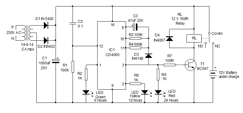 Battery-Charger-with-Timer