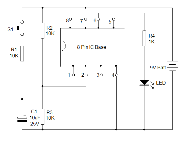 List of 10 Op-Amps | Pin Configuration of ICs and Working Principles
