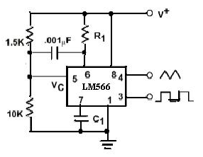 Voltage Controlled Oscillator - Usage of VCO, Working and