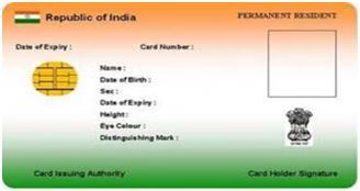 Adhar Card Model