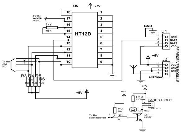 RF Receiver Circuit