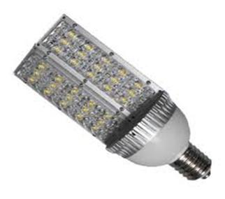 An LED street lamp
