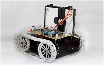 Designing and Controlling a Automatic Train Prototype