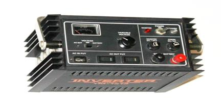 General DC-AC Inverter Circuit