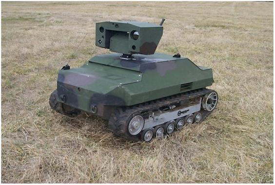 Gladiator Tactical UGV