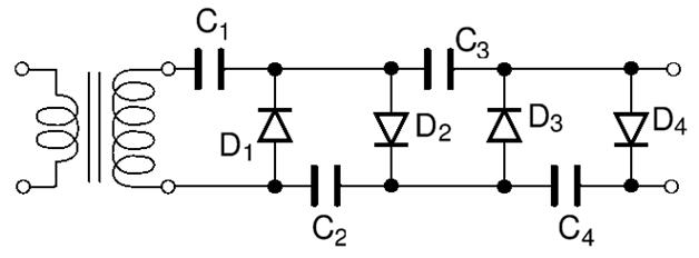 Multiplier Circuit Diagram | Voltage Multipliers Classification And Block Daigram Explanation