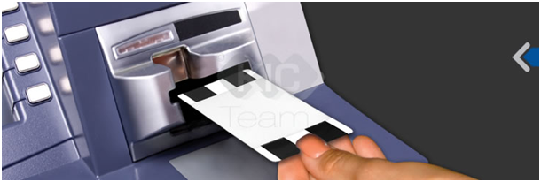Automatic Teller Machine Card Reader