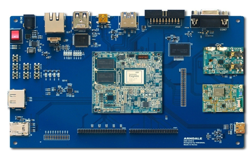 Cortex Development Board