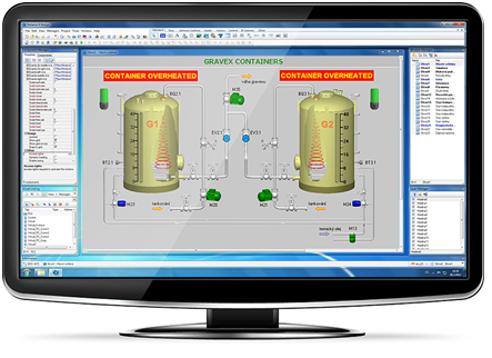 What is SCADA System:SCADA Hardware, Software Architecture and Working