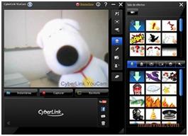 Webcam working
