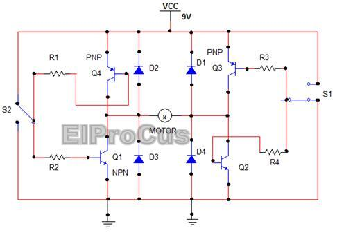 H Bridge Circuit