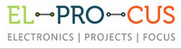 ElProCus – Electronic Projects for Engineering Students logo