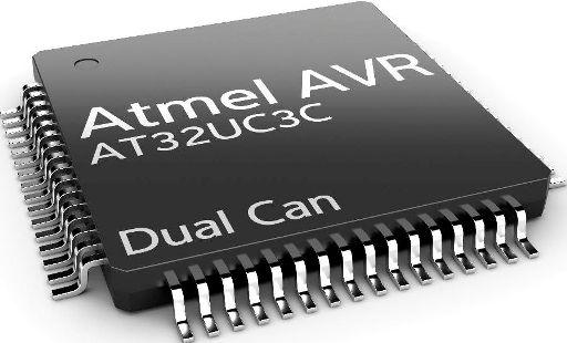 32 bit microcontroller