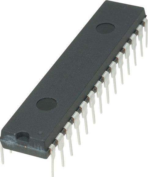 16 bit microcontroller
