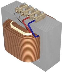 An Electrical transformer