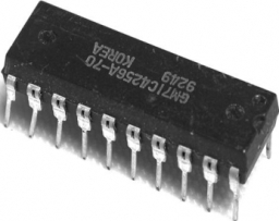 DIP (Dual in line) Microcontroller