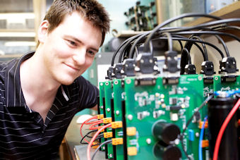 professional engineer in electronics