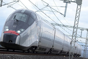 Electric locomotive systems