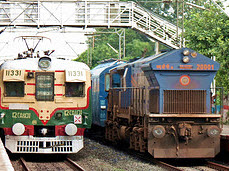 Electric Vs Non electric traction