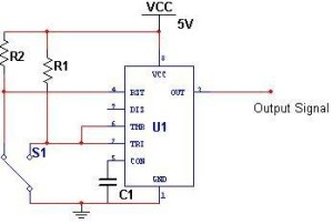 Bi-stable Multi-vibrator Circuit