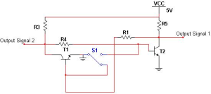 Bistable Multivibrator Circuit