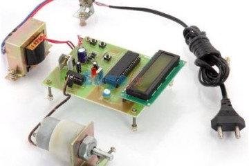 DC Motor Speed Control