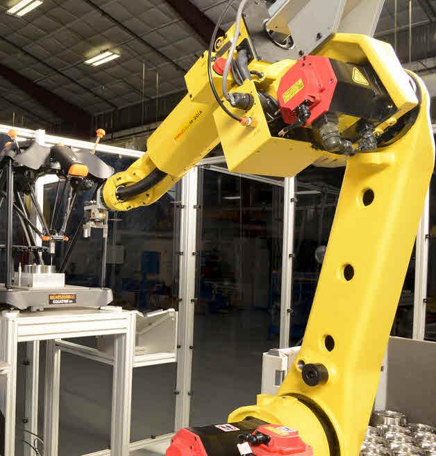 Programmable automatic robots