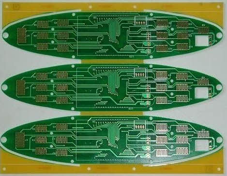 Multilayered PCB