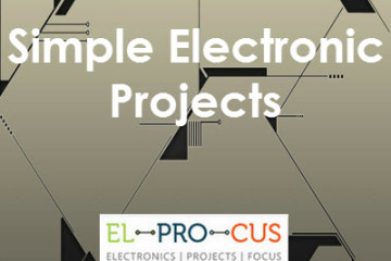 Simple Electronic projects