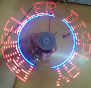 Propeller LED Display