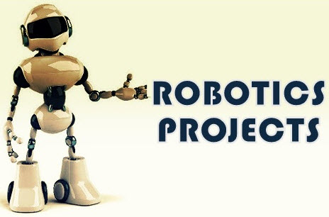 Microcontroller based Robotics Projects