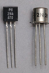 Uni-junction transistor