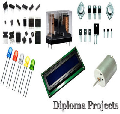 Electronics And Electrical Projects For Diploma Students