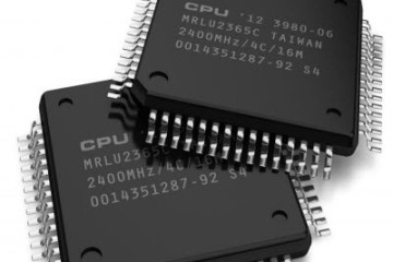 embedded microprocessor