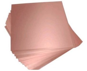 Copper clad laminated boards
