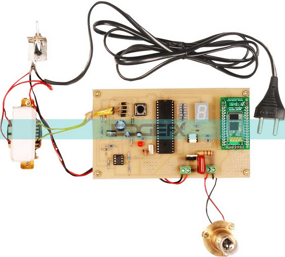Advanced Microcontroller based Mini Projects for Engineering Students