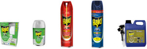 Spray Repellents