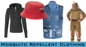 Insect or MosquitoRepellent Clothing