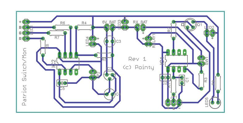 what is printed circuit board and designing process of pcb rh elprocus com pcb circuit diagram pdf ups pcb circuit diagram