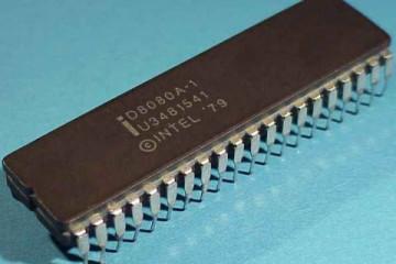 8080 Microprocessor