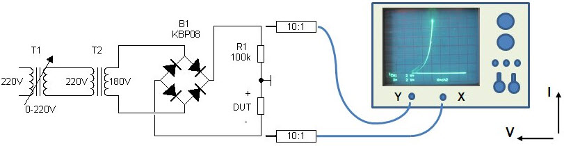 Simple Dc To Ac Circuit