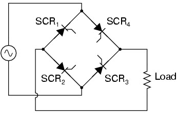 controlled bridge rectifier